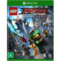 Jogo Lego Ninjago: O Filme - Videogame - Xbox One - Unissex