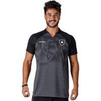 Camisa Do Botafogo Nitta Raglan Masculina - Masculino