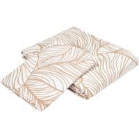 Kit Teka Solteiro Colcha + Porta Travesseiro Doris
