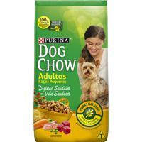 Ração Para Cães Dog Chow Adultos Raças Pequenas Com 3Kg