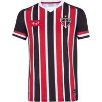 Camisa Do Ferroviário Ii 2020 Bomache - Masculina - Preto/Vermelho