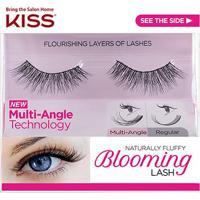 Cílios Postiços Kiss New York Blooming Lash Jasmine - Feminino-Preto