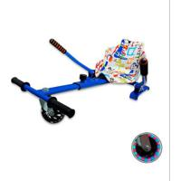 Hoverkart Foston Carrinho Para Hoverboard Estampado Universal 6.5, 8, 10 Polegadas - Unissex