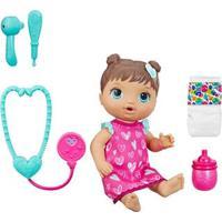 Boneca Baby Alive - Cuida De Mim - Morena - E5837 - Hasbro