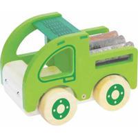 Carrinhos New Art Coleção Caminhão Verde