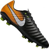 Atitude Esportes  Chuteira Nike Tiempo Ligera Iv Campo c08f9bb4b3dfd