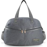 Bolsa Jacki Design De Viagem Be You - Unissex-Cinza