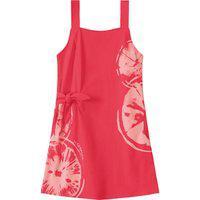 Vestido Lilica Ripilica Infantil 1010972344063 Vermelho