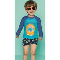 Camiseta Kids Morsa Mergulhadora 110400425 Puket
