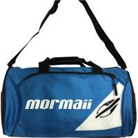 Sacola De Viagem Em Poliéster - Mormaii Azul