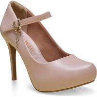 Sapato Fem Ramarim 16-40204 Amendoa