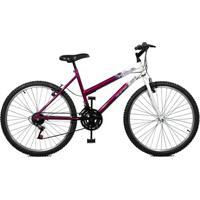 Bicicleta Master Bike Aro 26 Emotion 18 Marchas V-Brake - Unissex