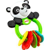 Fisher Price Animais Amigáveis Chocalho Panda - Mattel