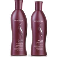 Kit Senscience Shampoo + Condicionadortrue Hue Violet 300 Ml,