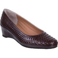 Sapato Feminino Marinucci R11 Tresse Marrom
