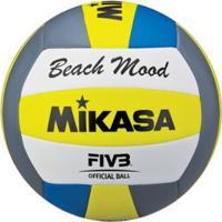 Bola De Vôlei De Praia Vxs-Bmd-G2 Padrão Fivb Mikasa - Unissex