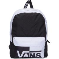 Mochila Sporty Realm Backpack Vans - Preto