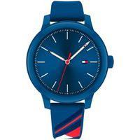 Relógio Tommy Hilfiger Feminino Borracha Azul - 1782232