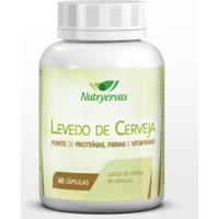 Levedo De Cerveja Nutryervas 60Cáps/420Mg