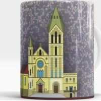 Caneca Igreja Da Glória