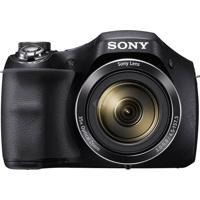 Câmera Sony Cyber Shot Dsc-H300 20.1Mp Zoom 35X Preto