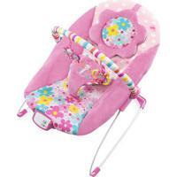 Cadeira De Descanso Floral - Rosa Claro & Azul Clarobright Starts