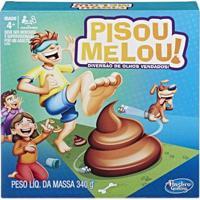 Jogo Pisou Melou Hasbro - Unissex-Incolor