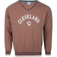 Casaco New Era Cleveland Indians Mlb Masculino - Masculino