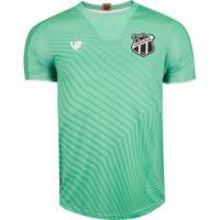 Camisa De Goleiro Do Ceará I 2020 - Masculina - Verde