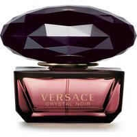 Perfume Versace Crystal Noir Feminino Eau De Toilette 50Ml