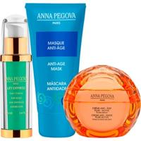 Solução Antirrugas Express - Kit Anna Pegova - Unissex