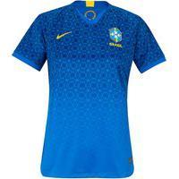 Camisa Da Seleção Brasileira Torcedor Ii 19 Nike - Feminina