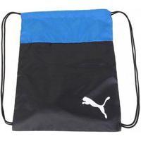 Sacola Puma Teamgoal 23 Gym Sack - Preto E Azul