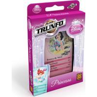 Super Trunfo Princesas Disney - Jogo De Cartas - Grow