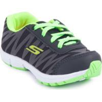 Tênis Dtox Running - Masculino-Preto+Verde