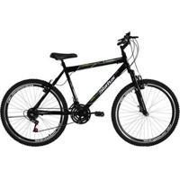 Bicicleta Aro 26 18M Status Lenda Com Suspensão - Masculino
