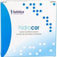 Lente De Contato Hidrocor Anual Sem Grau Azul Plano cc7fa15693