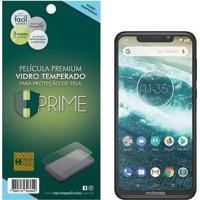 Película Hprime Motorola One O30 Play Vidro Temperado
