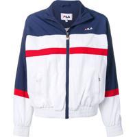 Fila Logo Sports Jacket - Branco