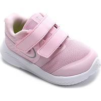 Tênis Nike Infantil Star Runner 2 - Masculino-Rosa Claro