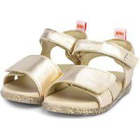 Sandália Infantil Bibi Baby Soft Dourado - 1142047