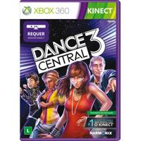 Jogo Dance Central 3 Para Xbox 360 (X360) - Microsoft Studios