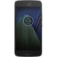 "Smartphone Motorola Moto G G5 Plus Xt1683 Platinum - 32Gb - Dual-Chip - Tv Digital - Tela 5.2"" Android 7.0"