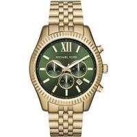 ... Relógio Michael Kors Quartz - Feminino-Dourado a9b29babae