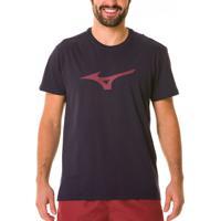 T-Shirt Mizuno Soft Run Bird M G