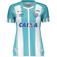 Camisa Avaí I 2017 Umbro Feminina - Feminino