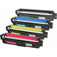 Kit Colorido 4 Cores Para Toner