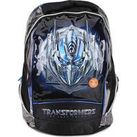 93221dd94 Mochila Infantil Escolar Pacific Optimus Prime Hero - Masculino