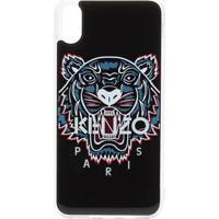 Kenzo Tiger Iphone Xs Max Phone Case - Preto