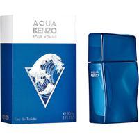 Perfume Aqua Masculino Kenzo Eau De Toilette 30Ml - Masculino-Incolor